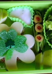 Bento Love: Luck of the Irish