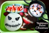 Bento Love: Nightmare Before Christmas