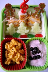 Bento Love: Gingerbread Friends