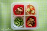 Bento Love: Flowers, Chains, Bunnies & Stars