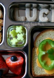 Bento Love: St. Patrick's Day Lucky Lunch