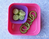 Fun Food: Cucumber Chain Tutorial
