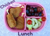 Bento Love: Chicken Nugget Lunch