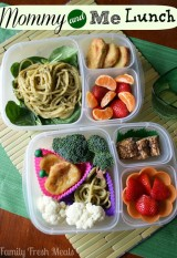 Bento Love: Mommy & Me Lunch