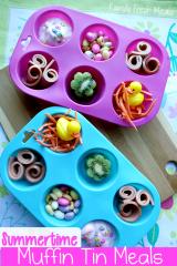 Summertime Lunch Ideas: Muffin Tin Meals - FamilyFreshMeals.com