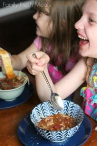 Crockpot Soup - Family Fresh Meals