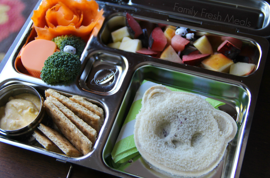 Family Lunch Ideas - School Lunch Ideas