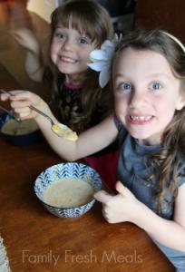 Crockpot Broccoli Cheddar Soup  - FamilyFreshMeals.com