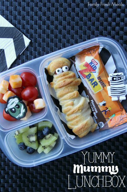 More Fun Halloween Lunchbox ideas for kids -_ Mummy Lunch
