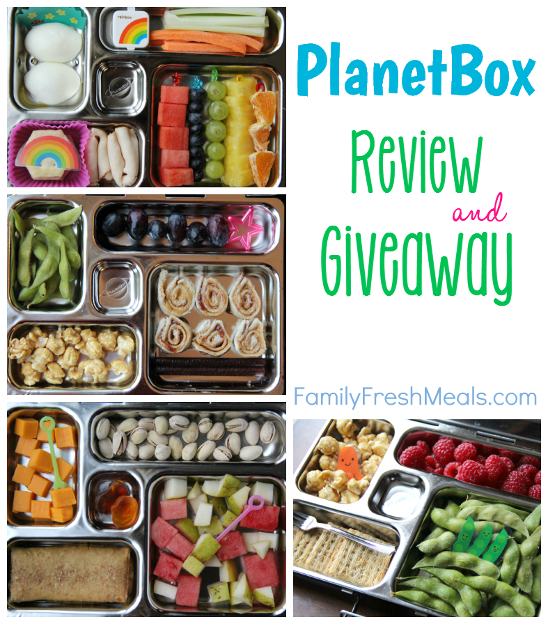 Planetbox Review and Giveaway - FamilyFreshMeals.com