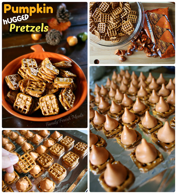 Pumpkin Hugged Kisses Recipe