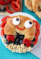 Cute Sandwich Idea for Summer