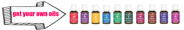 get your oils now!