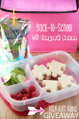 Back to school with capri sun - familyfreshmeals.com