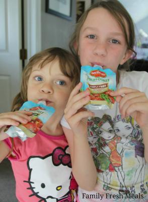 snack station ideas - familyfreshmeals.com