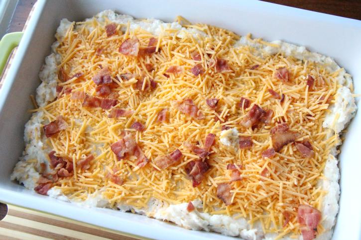 Easy Twice Baked Potato Casserole - Step 5