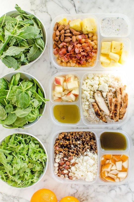 Good salad recipes for lunch