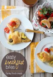 Easy Breakfast Bites Recipe