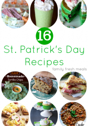 Must Try St Patrick's Day Recipes