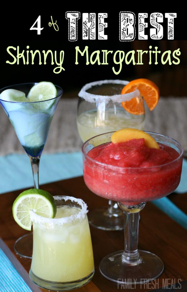The- Best Skinny Margarita Recipes-FamilyFreshMeals.com_