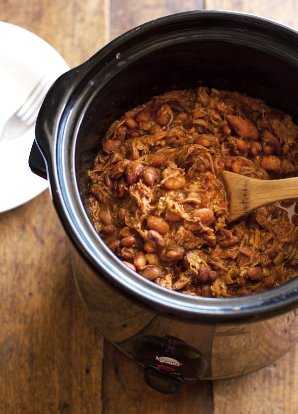 Crockpot Chalupas - 30 Easy Mexican Recipes