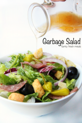 Garbage Salad Recipe