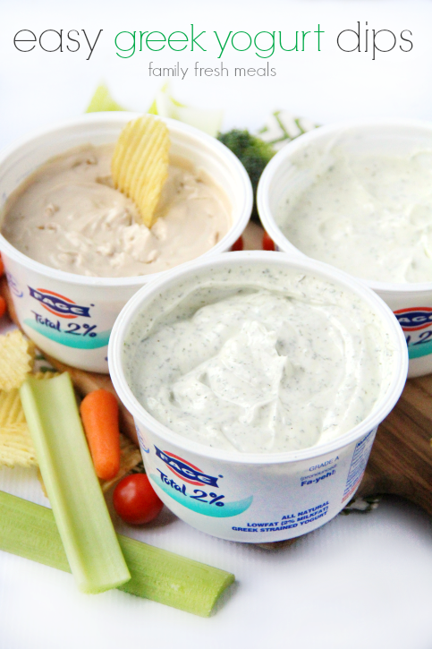 20 Crowd Pleasing Dip Recipes - Family Fresh Meals