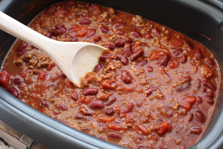 Easy Crockpot Chili - Step 2