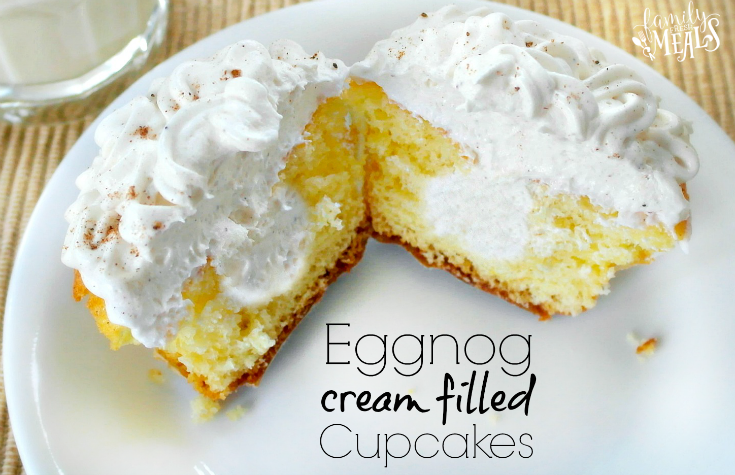 how to make cupcakes cream filled