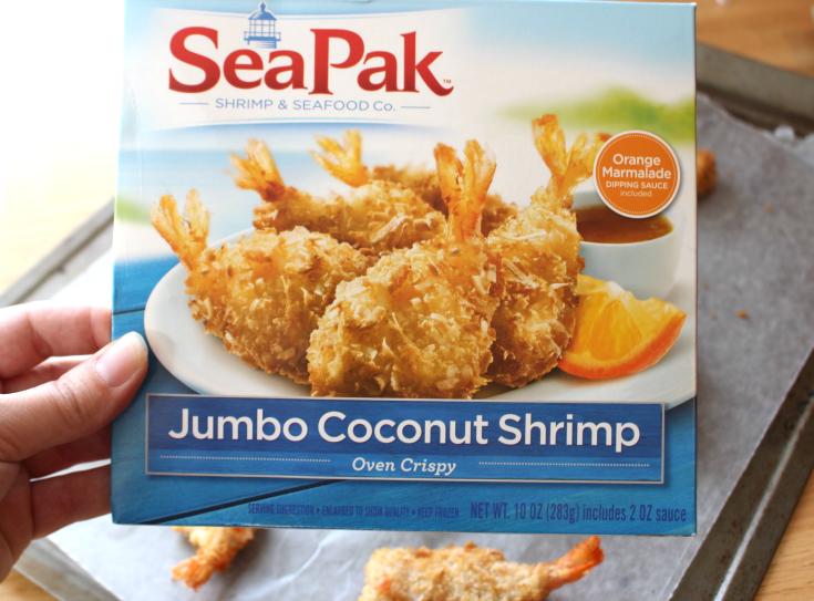 Tropical Coconut Shrimp Bites - SeaPak