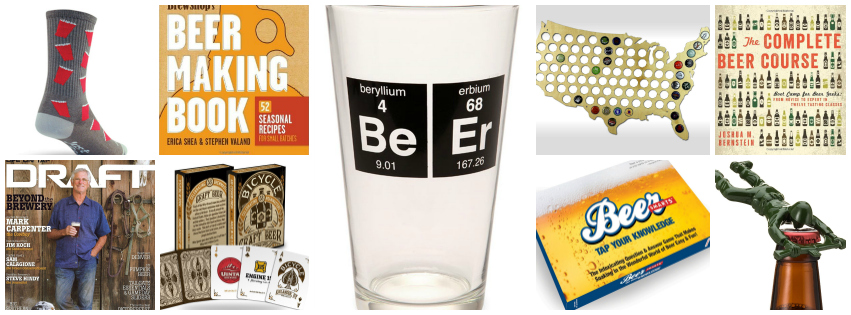 Stocking Stuffer Gift Ideas For Everyone - BEER LOVER