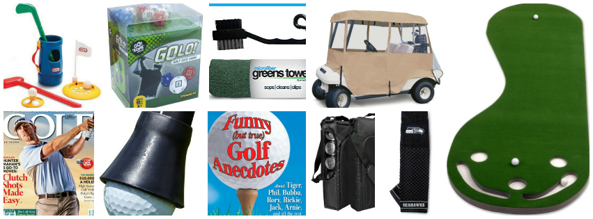 Stocking Stuffer Gift Ideas For Everyone - GOLF LOVER