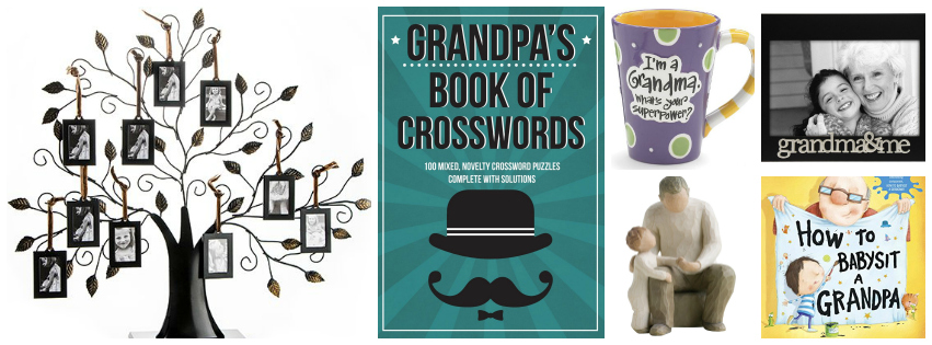 Stocking Stuffer Gift Ideas For Everyone - grandparents gifts
