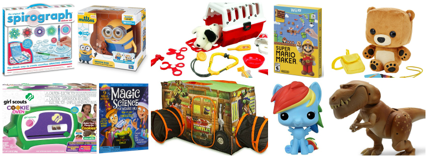 Stocking Stuffer Gift Ideas For Everyone - for the kiddos