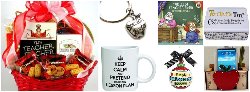 Stocking Stuffer Gift Ideas For Everyone - Teacher gifts.