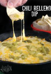 Chili Relleno Dip