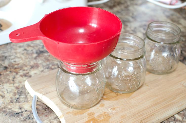 Easy Strawberry Rhubarb Jam - step 4 - FamilyFreshMeals.com -