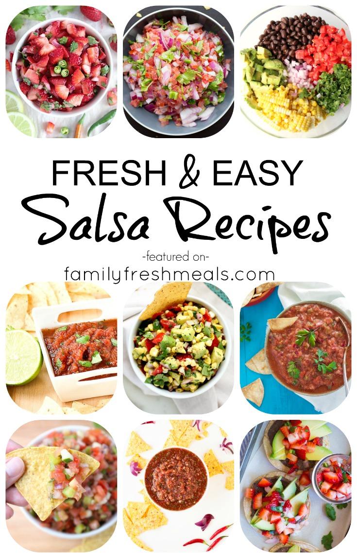 Fresh easy food recipes