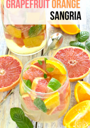 Grapefruit Orange Sangria
