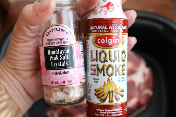 3 Ingredient Crockpot Kalua Pork - Step 2