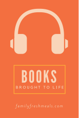 Bringing Books to Life with Audible