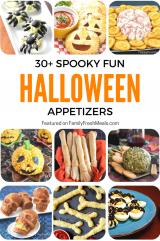 Spooky Fun Halloween Appetizers
