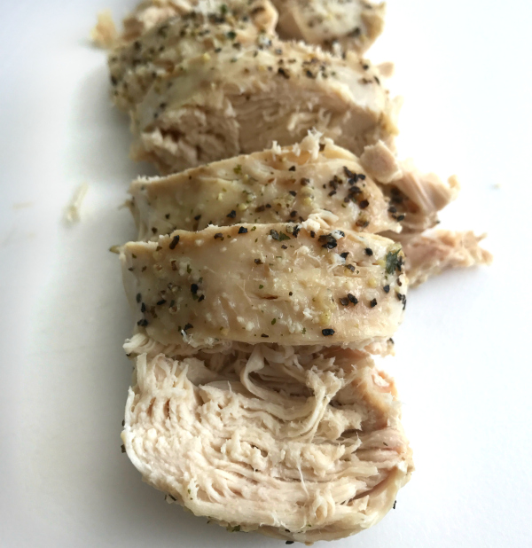 how to make shredded chicken breast