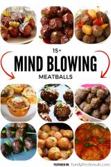 Mind Blowing Meatballs
