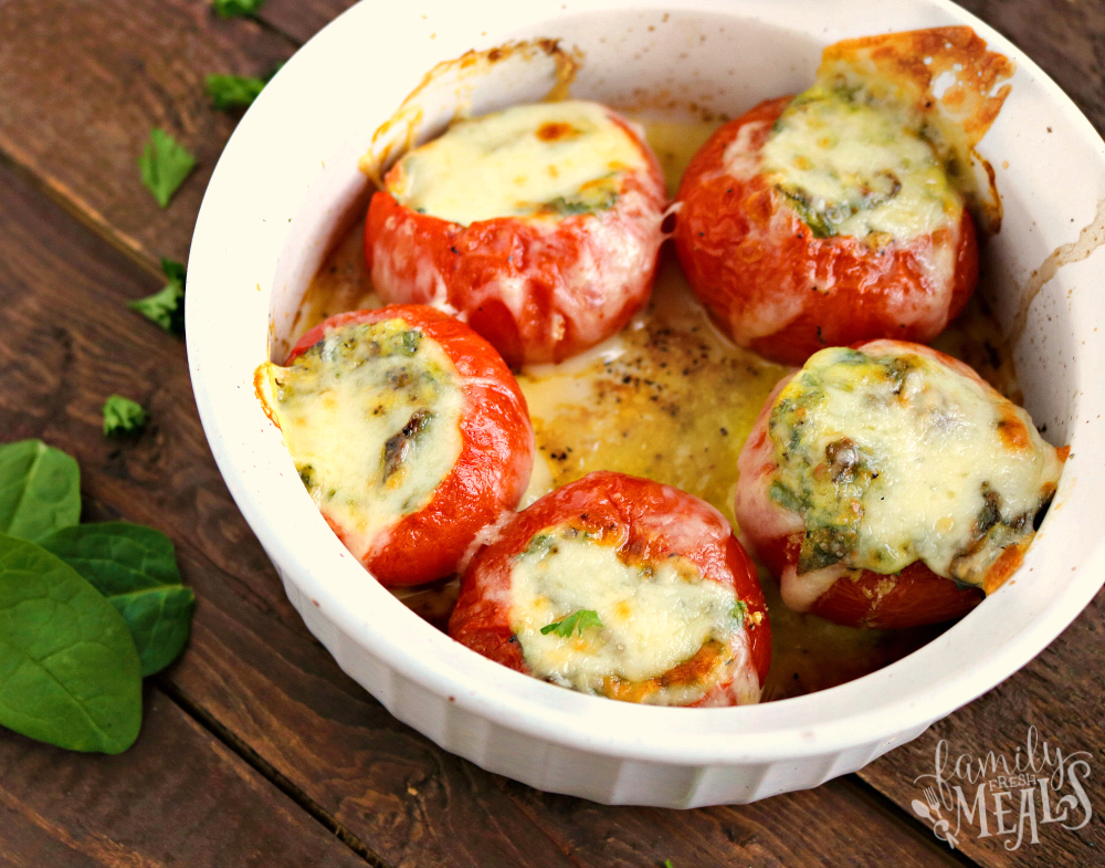 Stuffed Tomato Bites - Familyfreshmeals.com - Step 5