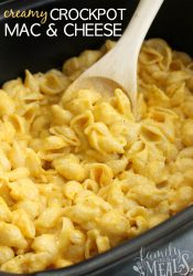 The Best Creamy Crockpot Mac and Cheese
