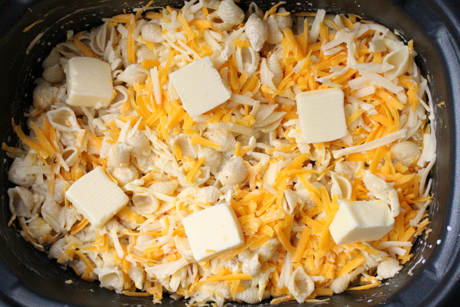 The Best Creamy Crockpot Mac and Cheese - Step 4