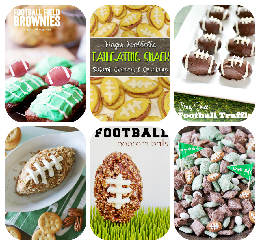 60 Game Day Super Bowl Appetizers - Fun food