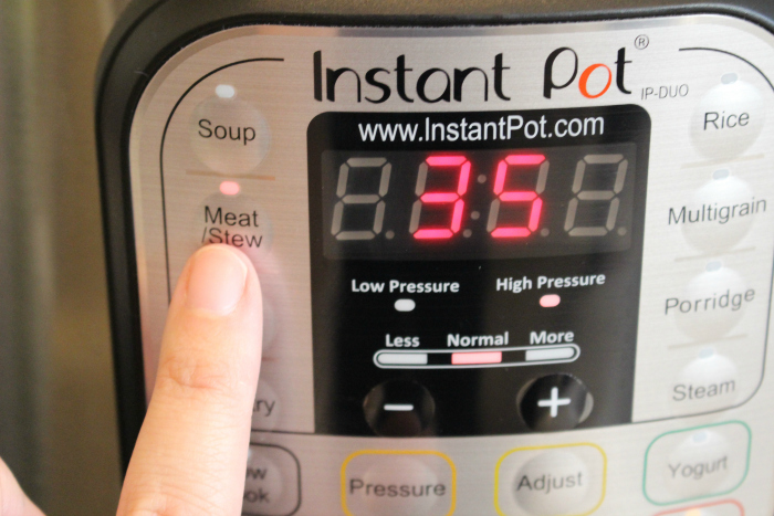 The Best Instant pot beef stew - Step 5