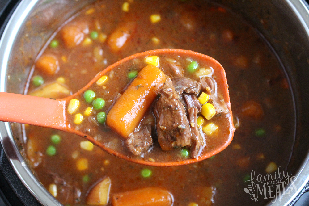 The Best Instant pot beef stew - Step 6
